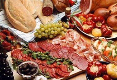 Gastronomia e prodotti tipici ristoranti del buon ricordo for Prodotti tipici roma