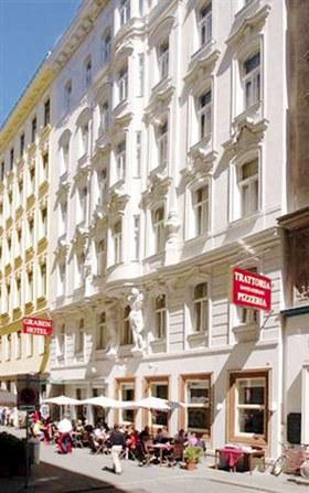 Graben Hotel ****