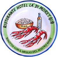 Piatto del ristorante Hotel Ristorante Là di Moret