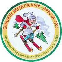Piatto del ristorante Gimmy's Restaurant