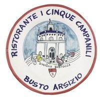 Piatto del ristorante Ristorante I 5 Campanili