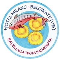 Piatto del ristorante Hotel Milano