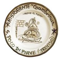 Piatto del ristorante Ristorante Parco Gambrinus