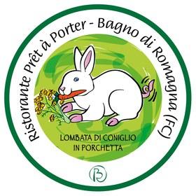 Lombata di coniglio in porchetta