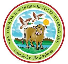 Guancia di vitello al Refosco