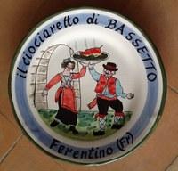 Piatto del ristorante Ristorante Hotel Bassetto