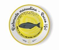 Piatto del ristorante Ristorante Manuelina