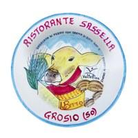 Piatto del ristorante Hotel Sassella Ristorante Jim