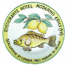 Scaloppine di cernia agli agrumi di Sicilia
