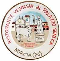 Piatto del ristorante Ristorante Vespasia di Palazzo Seneca