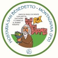 Piatto del ristorante Hostaria San Benedetto