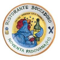 Piatto del ristorante Ristorante Boccadoro