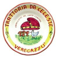 """Piatto del ristorante Ristorante """"Da Celeste"""""""